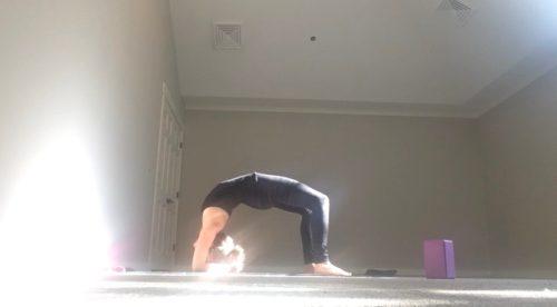 Clare - Yoga Wheel