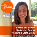 Vet School vs Med School |Podcast!|
