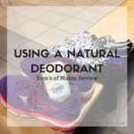 Switching To Natural Deodorant {Giveaway!}