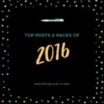 Top 20 Posts & Pages of 2016