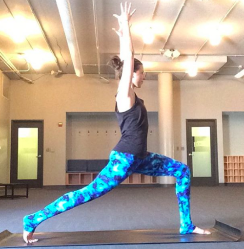K.Deer Leggings - Yoga