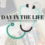 Med School Day In The Life – M2 Class & Step One Studying