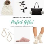 An Exhaustive List of Perfect Gifts: Clothes & Accessories