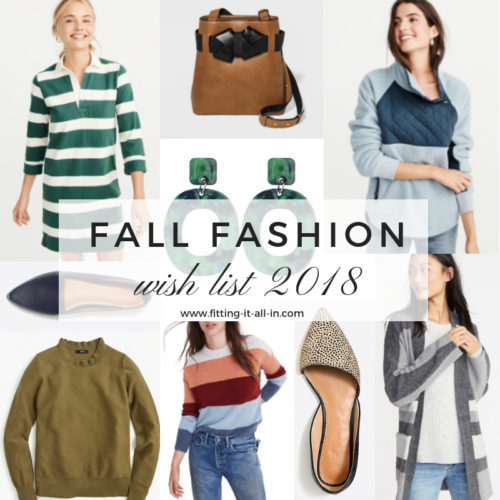 My Ultimate Fall Fashion Wish List
