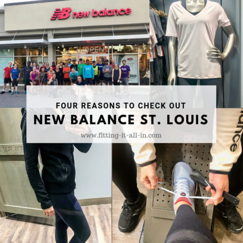 Check out New Balance St. Louis